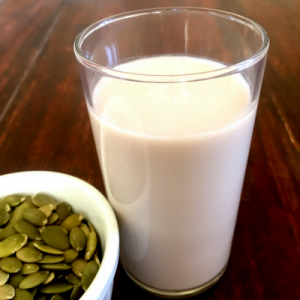 Holistic Living With Rachel Avalon - Blog - Recipes for Vitality - How to Make Super Milk in Seconds