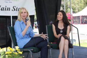 Holistic Living With Rachel Avalon - True Health With True Purpose - Contact - Public Speaking - Rachel Avalon and Rachelle Carson