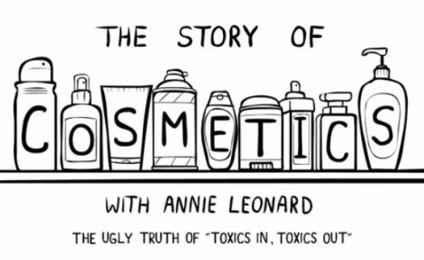 Holistic Living With Rachel Avalon - Blog - Documentaries - The Story of Cosmetics